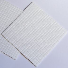 5 X 5mm x 5mm x 1mm Sticky 3D Foam Pads, Double Sided Adhesive - UKCC0013